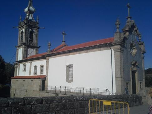 Santo Antonio templom, Ponte de Lima