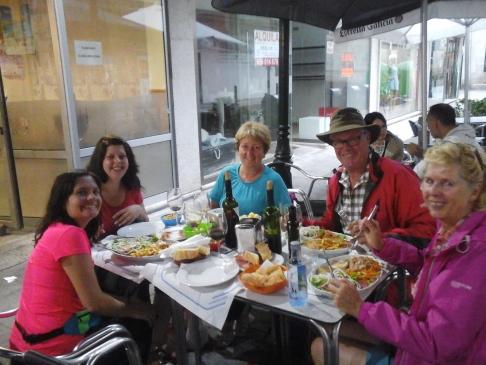 Carolin, Tanja, Andrea, William, Anita