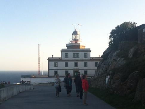 A világítótorony. Nem is úgy néz ki, mint egy torony.