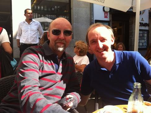 Dominic és Nicolas Németországból