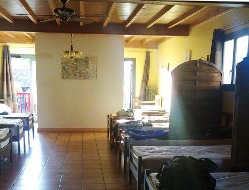 Saint Jean Pied de Port albergue szoba.jpg