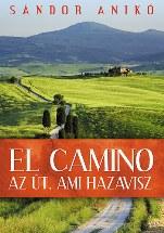 Sandor Aniko El Camino Az Ut ami hazavisz.JPG