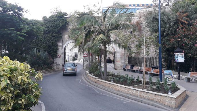 Andalúz körút, Gibraltár