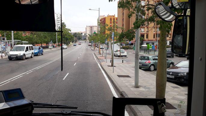 Andalúz körút, Algeciras