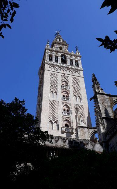 Andalúz körutazás, Sevilla, a katedrális