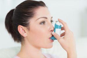 Asztmás roham