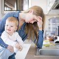 Álláskeresés egyedülálló anyaként