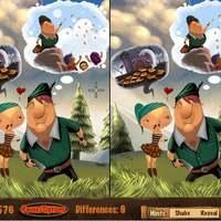Mi a különbség két ügyetlen Robin Hood között?