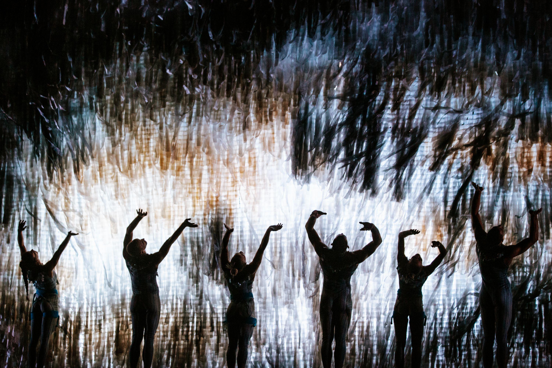 A tánc lehetőséget ad az önkifejezésre, a finomabb jelentésárnyalatok közvetítésére és a történetmesélésre.<br />Fotó: Hirling Bálint
