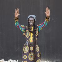 Egy nyugat-afrikai békedalnok