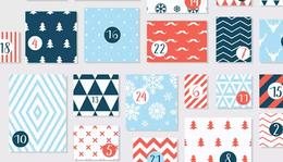 Elképesztő adventi kalendáriumok és decemberi virtuális meglepetések