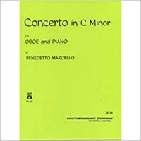 _LINK_ Southern Music Marcello: Concerto In C Minor For Oboe. range Fuertes Welcome Visit acute