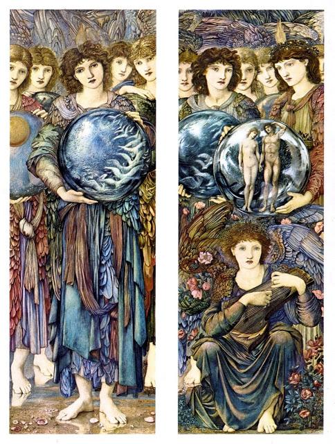 Edward Burne-Jones - The Angels of Creation - Days 5 and 6.jpg