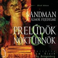 Neil Gaiman - Sandman, az álmok fejedelme