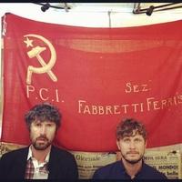 A Walesi Kommunista Párt sajtótájékoztatója