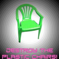 Szegény műanyag székek