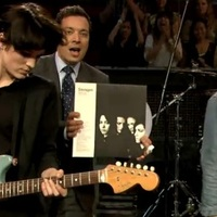 Savages: She Will + City's Full (tévéfellépés Jimmy Fallon műsorában)