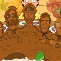 The National: Sailors In Your Mouth (videoklip aBobBurger Falodája rajzfilmsorozat betétdalával)