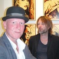 A Radiohead vizuáltervezője Thom Yorke lemezéhez befestett és gif animációvá alakított egy épületet