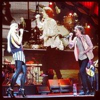 The Rolling Stones feat. Gwen Stefani: Wild Horses (koncertvideó)