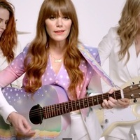 Jenny Lewis: Just One Of The Guys (videoklip a Beckkel készült dalhoz hollywoodi színésznőkkel)