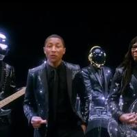 Daft Punk feat. Pharrell Williams & Nile Rodgers: Get Lucky