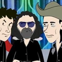 The Jon Spencer Blues Explosion: Bag Of Bones (videoklip) + Strange Baby (tévéfellépés)