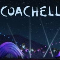 A Coachella fesztivál koncertjeinek élő közvetítése