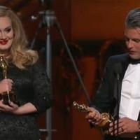 Adele az Oscar-díjat is elnyerte a Skyfall főcímdalért, de D.A. Pennebaker is kapott egy életműdíjat