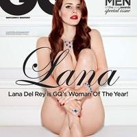 Lana Del Rey az Év Nője – a ma megjelent brit GQ magazin képei