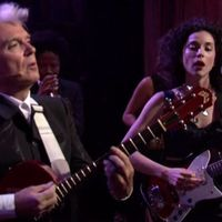 David Byrne & St. Vincent – az első tévéfellépés JimmyFallon műsorában!