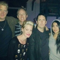 Trent Reznor újra Queens Of The Stone Age-felvételen