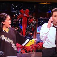 Jimmy Fallon & Cecily Strong: Baby, It's Cold Outside (a Saturday Night Live karácsonyi műsorából)