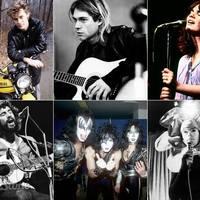 A Nirvana és szólóelőadóként Peter Gabriel is bekerül 2014-ben a Rock And Roll Hall Of Fame-be