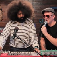 Reggie Watts & Josh Homme: Taxidermy Love