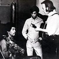 Jimi Hendrix: Somewhere (kiadatlan verzió 1968-ból,  Stephen Stills közreműködésével)