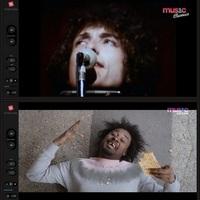 Bob Dylan: Like A Rolling Stone (interaktív videoklip) + egy másik klip, ahonnan az alapötletet lopták