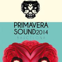 A 2014-es Primavera Sound fesztivál élő közvetítése!