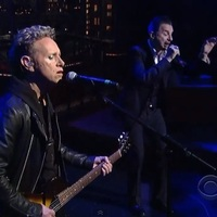 Depeche Mode: Heaven (tévéfellépés) + LiveOnLetterman (webcast további új számokkal)