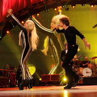 The Rolling Stones feat. Lady Gaga: Gimme Shelter (koncertvideó)