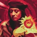 Fiona Apple, mint német bioterroristanő afranciaszuperhőst játszó Arthur H tévésorozatában