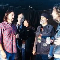 Dave Grohl rendezi a Soundgarden új klipjét – képgaléria a forgatásról!