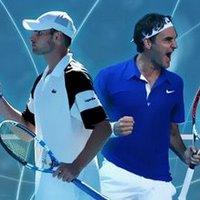 Roddick vs. Federer - Wimbledon-döntő