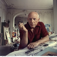 Picasso is sárgába öltözik