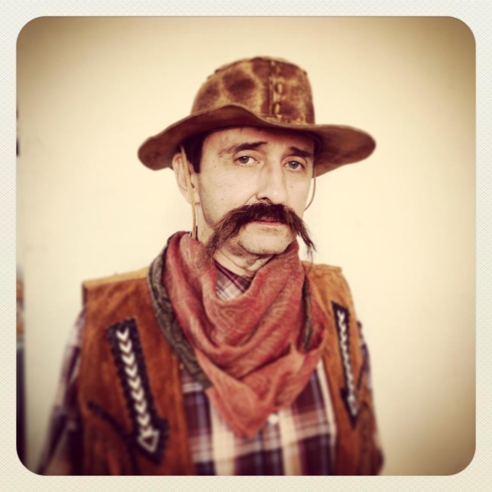 Józsa Imre (A Cowboy)