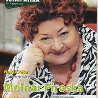 Interjú Molnár Piroskával