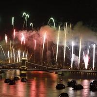 Magyar nézettség: 33. hét - Idén kisebbet pukkant a tűzijáték