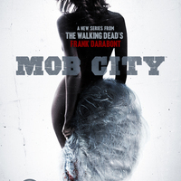 Plakátok a Mob City-hez