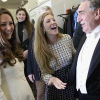 Katalin hercegné elutazott Downton Abbey-be