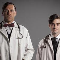 Szinkronhangok: Egy fiatal orvos feljegyzései (A Young Doctor's Notebook)